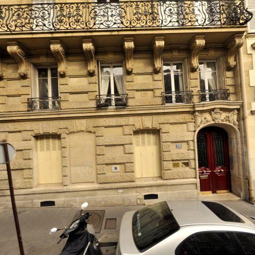 Cabinet Jérôme Auger - Ostéopathe - Paris