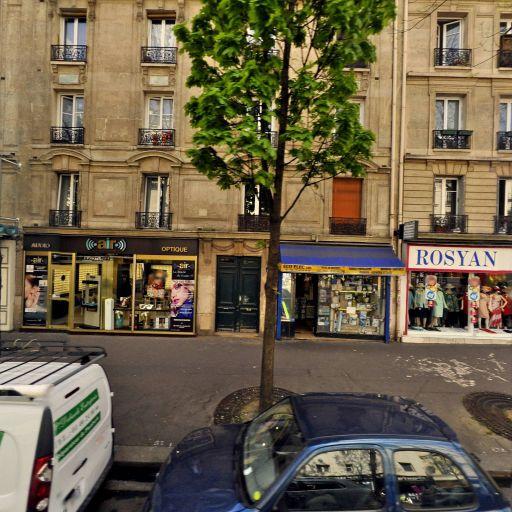 My Lunetterie My Lunetterie - Vente et location de matériel médico-chirurgical - Paris
