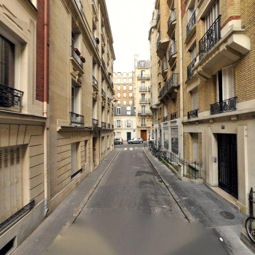 Courtille Delphine - Agence de publicité - Paris