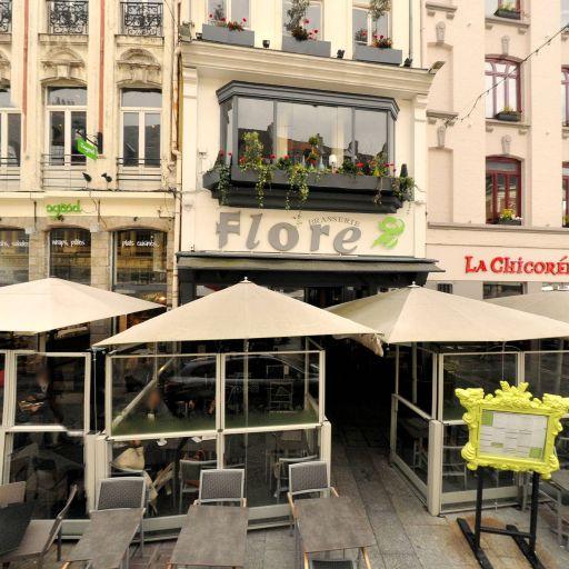 Brasserie Flore - Réceptions et séminaires - Lille