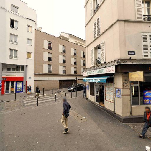 Baffault Thomas - Agencement de magasins - Paris