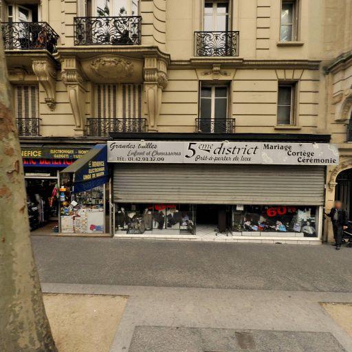 Marchand Bernard - Agent commercial - Paris