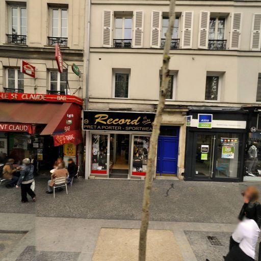 Assu 2000 - Société d'assurance - Paris