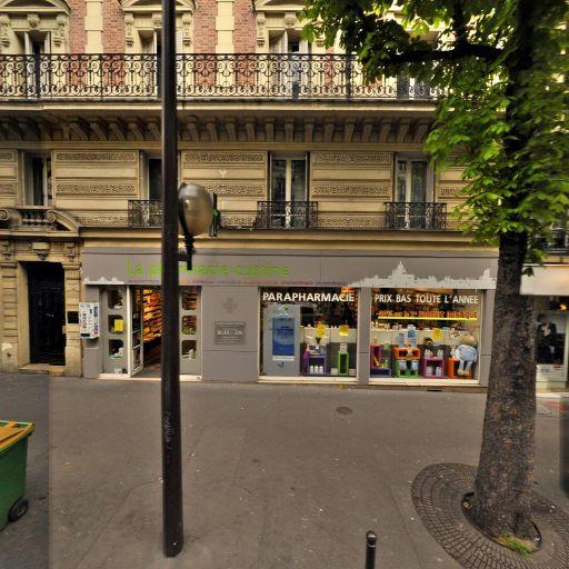 Selarl Pharmacie Custine - Pharmacie - Paris