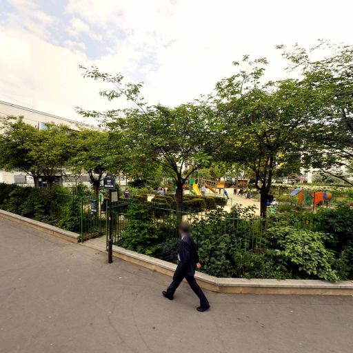 Jardin Maria Verone - Parc, jardin à visiter - Paris
