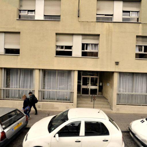 Résidence appartement Leibitz CASVP - Maison de retraite et foyer-logement publics - Paris