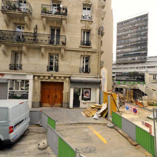 Rockland - Club de sport - Paris