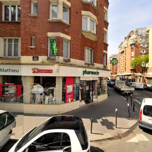 Pharmacie Letort - Pharmacie - Paris