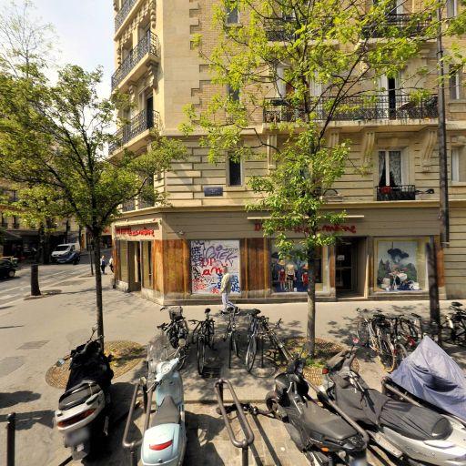 Square Maurice Kriegel-valrimont Dit Square de Clignancourt - Parc, jardin à visiter - Paris