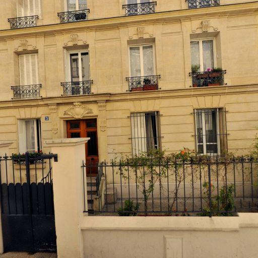 Astrie Florence - Architecte - Paris