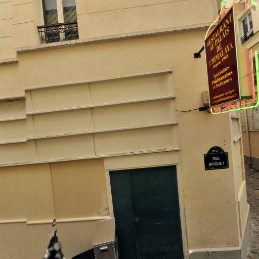 Guerrot Marcelle - Secrétariat - Paris