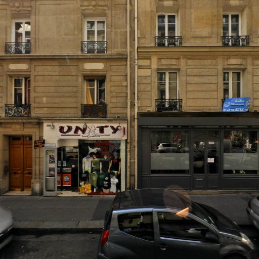 Mirande Yves - Secrétariat - Paris
