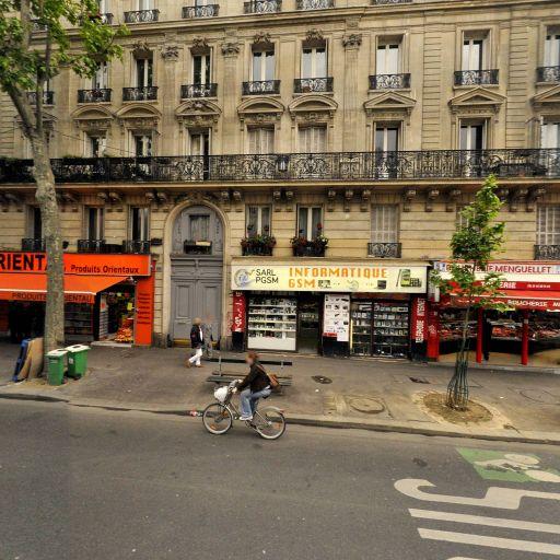 Pharmacie Du Metro Simplon - Pharmacie - Paris