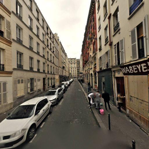 Monsieur Boubacar Bah - Fabrication de vêtements - Paris