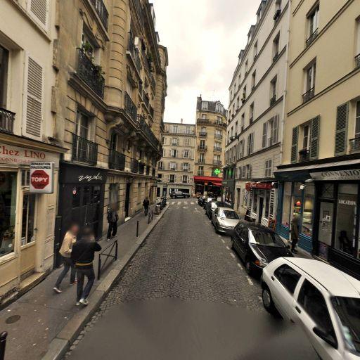 Gilles Delmas - Infirmier - Paris