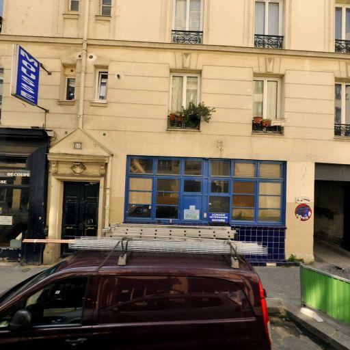 Saint Pierre Decor - Mousse synthétique - Paris