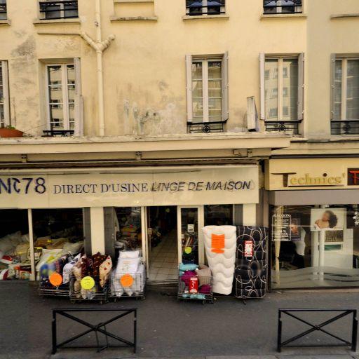 Technics-R - Coiffeur - Paris