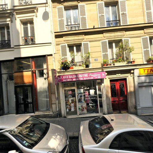 Salon de Coiffure Mabos - Matériel de coiffure - Paris