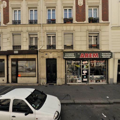 Arem SARL - Entreprise de bâtiment - Paris