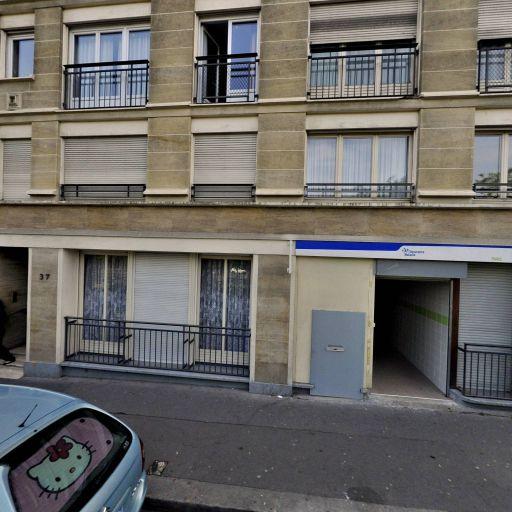 Caisse Primaire D Assurance Maladie - Mutuelle d'assurance - Paris