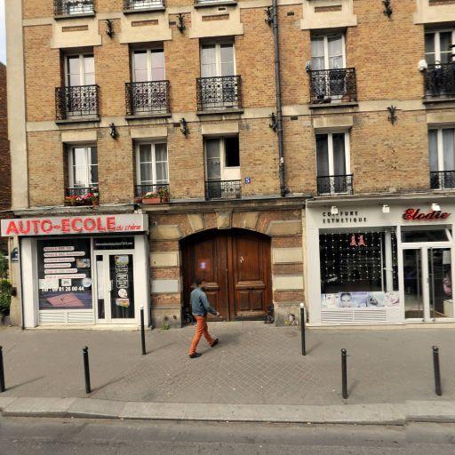 Nilsson Björn - Conseil et études économiques et sociologiques - Paris