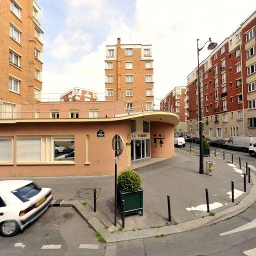 Centre Hospitalier De Maison Blanche - Centre médico-social - Paris