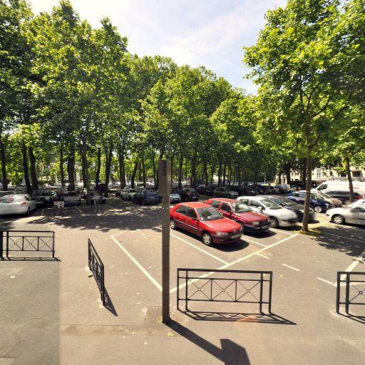 Parking Juranville - Parking - Bourges