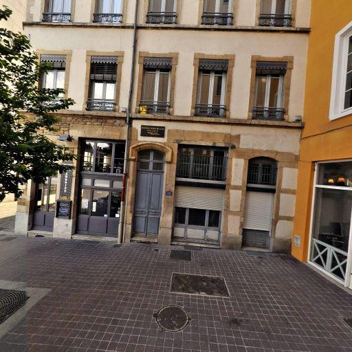 Blondeau Jean-Pierre - Architecte - Lyon