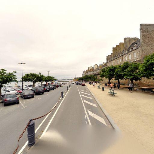 Parking Saint-Malo Esplanade Bourse P4 - EFFIA - Parking public - Saint-Malo