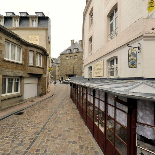Hôtel La Porte Saint Pierre - Restaurant - Saint-Malo