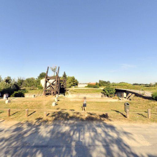 Pont Van-Gogh - Attraction touristique - Arles