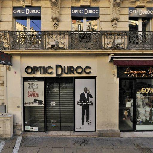 Optic Duroc - Opticien - Montpellier