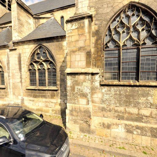 Église - Église - Bourges