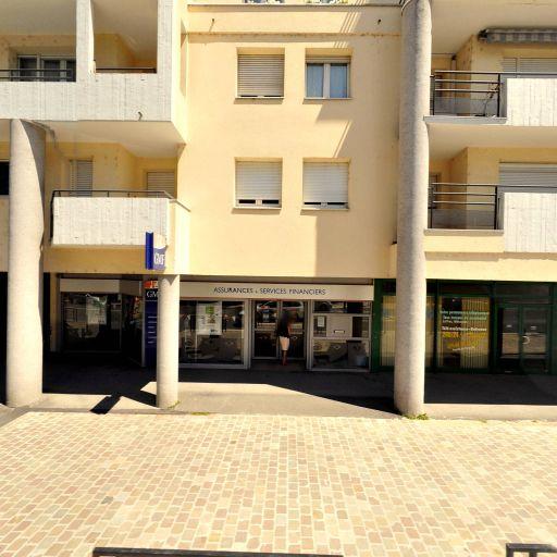 Mutuelle de Poitiers Agence de Bourges République - Société d'assurance - Bourges
