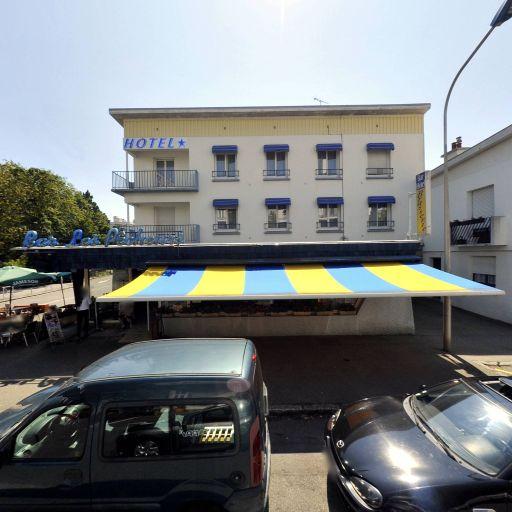 Hotel les Pecheurs - Restaurant - Lorient