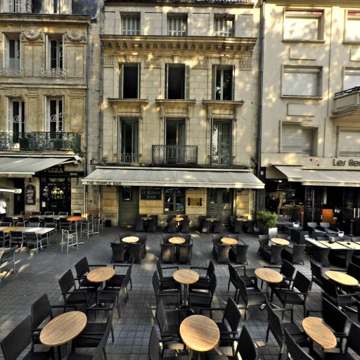 Temple Bar - Café bar - Niort