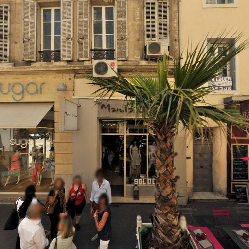 Rousset Charline - Masseur kinésithérapeute - Marseille