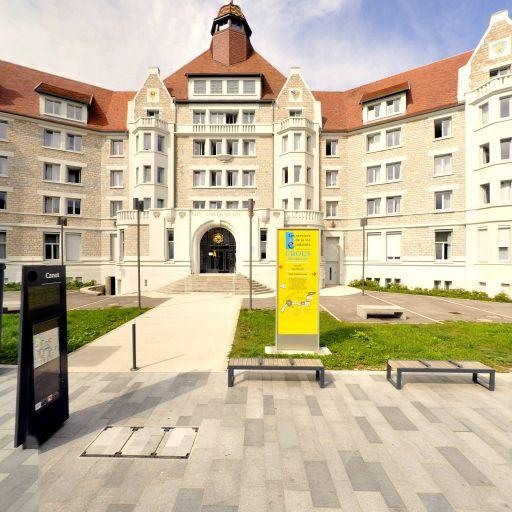 Résidence Universitaire Canot - Résidence étudiante - Besançon