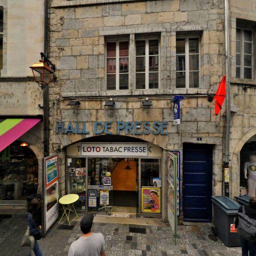 Hall De la Presse - Journaux, presse et magazines - Besançon