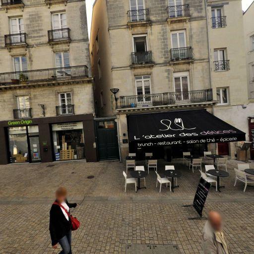 L'atelier des Délices - Salon de thé - Nantes