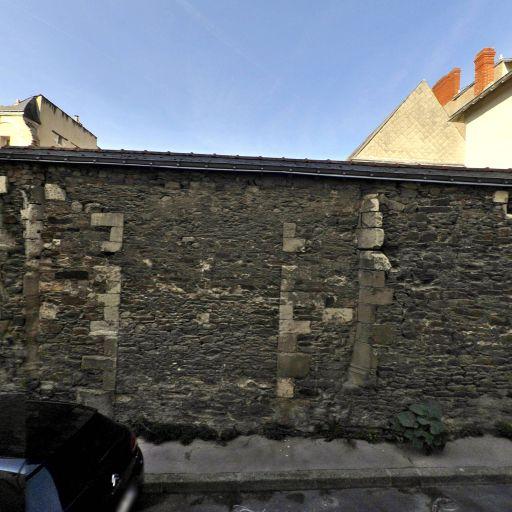 Enceinte gallo-romaine - Attraction touristique - Nantes