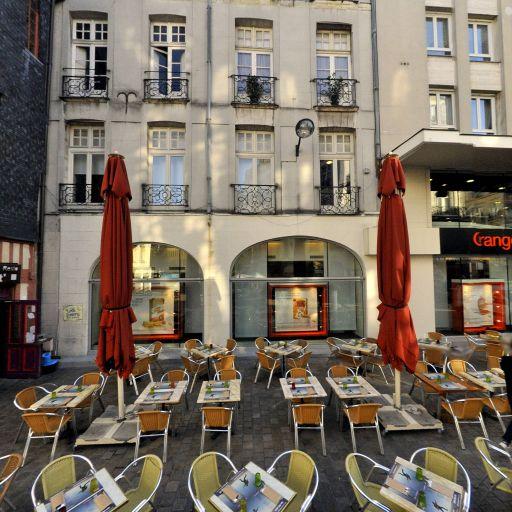 Maison des Apothicaires - Attraction touristique - Nantes