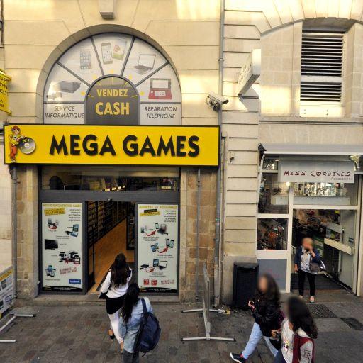 Mega Games - Jouets et jeux - Nantes