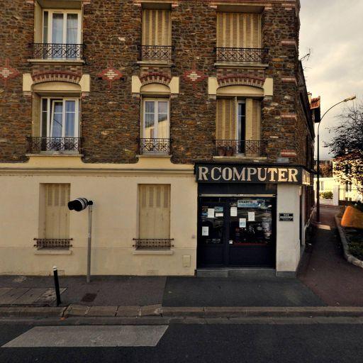 R Computer - Vente de matériel et consommables informatiques - Saint-Maur-des-Fossés