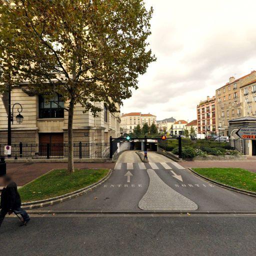 Parking Diderot - Parking - Saint-Maur-des-Fossés
