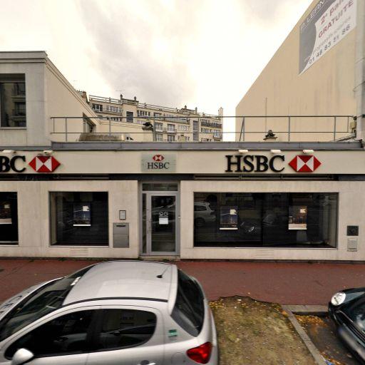 HSBC Saint Maur La Varenne - Banque - Saint-Maur-des-Fossés