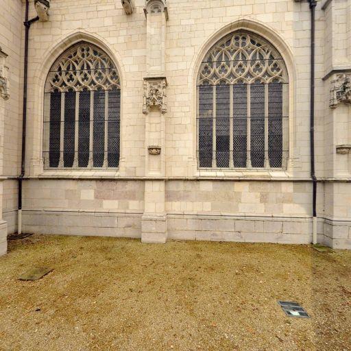 Église Saint-Nicolas-de-Tolentin de Brou - Attraction touristique - Bourg-en-Bresse