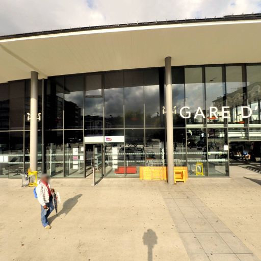 Aire de covoiturage Annecy gare Parking Marie Curie - Aire de covoiturage - Annecy