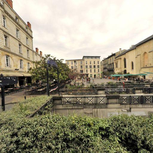 Camille Jullian - Parking - Bordeaux