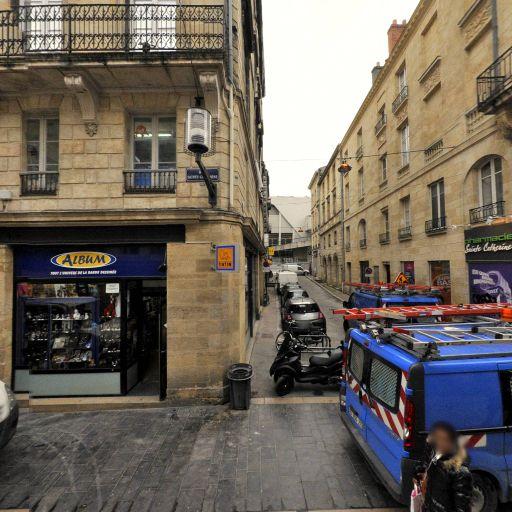Album - Librairie - Bordeaux